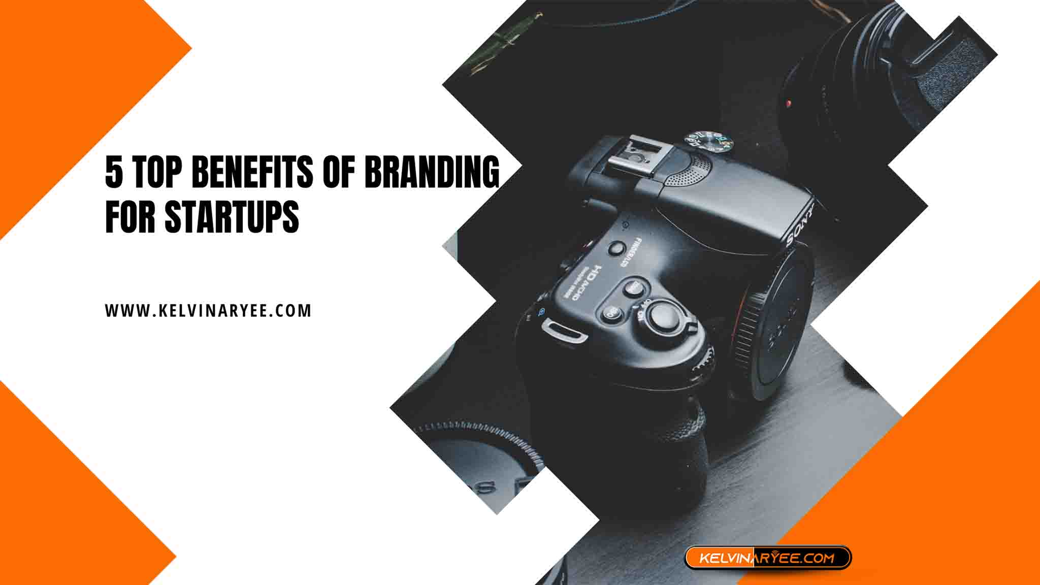 5 Top Benefits of Branding for Startups