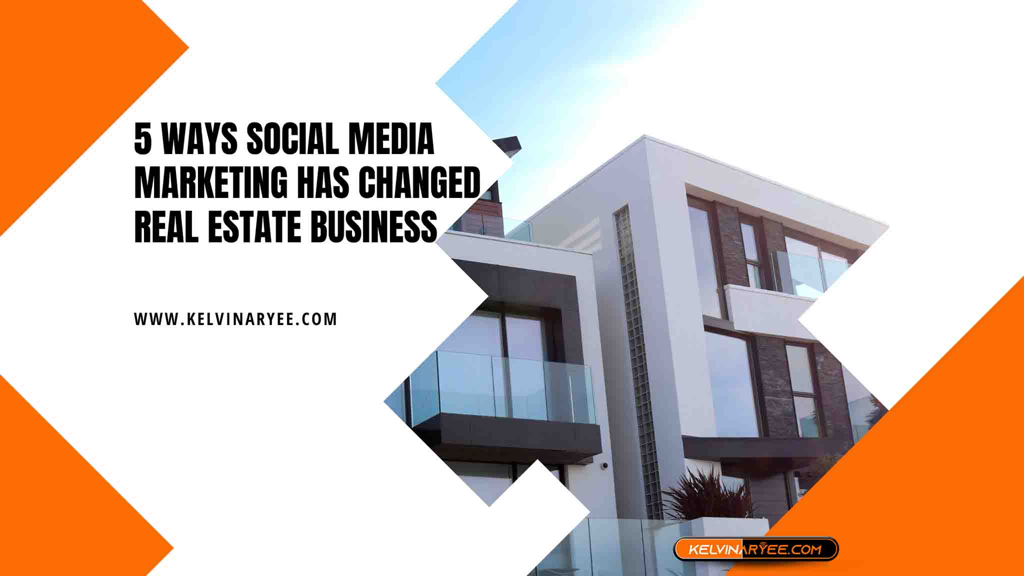 5 Ways Social Media Marketing Has Changed Real Estate Business