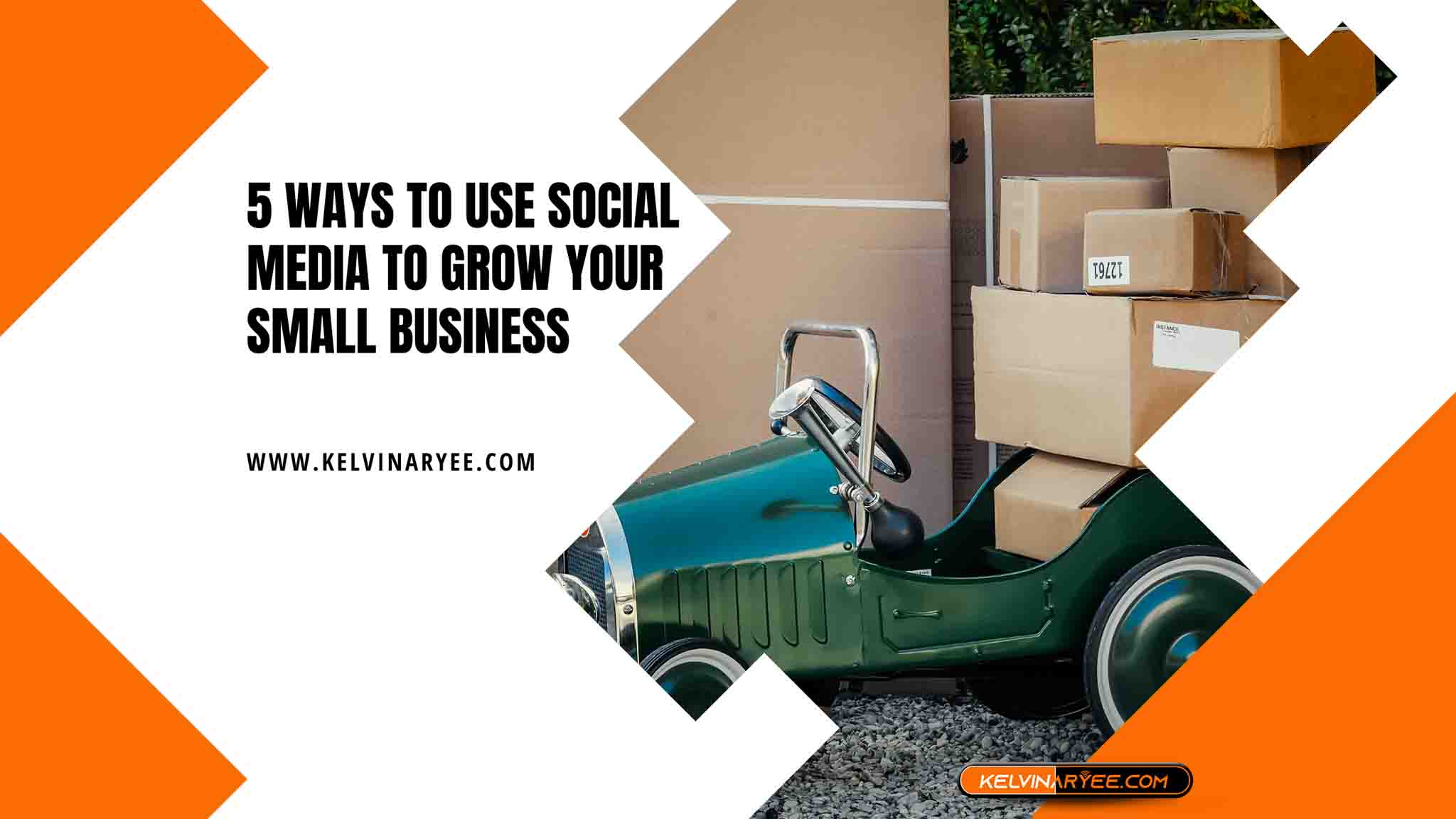 5 Ways to Use Social Media to Grow Your Small Business