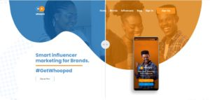Whoopro – A Self-Service Influencer Marketing Platform, Connecting Brands and Influencers