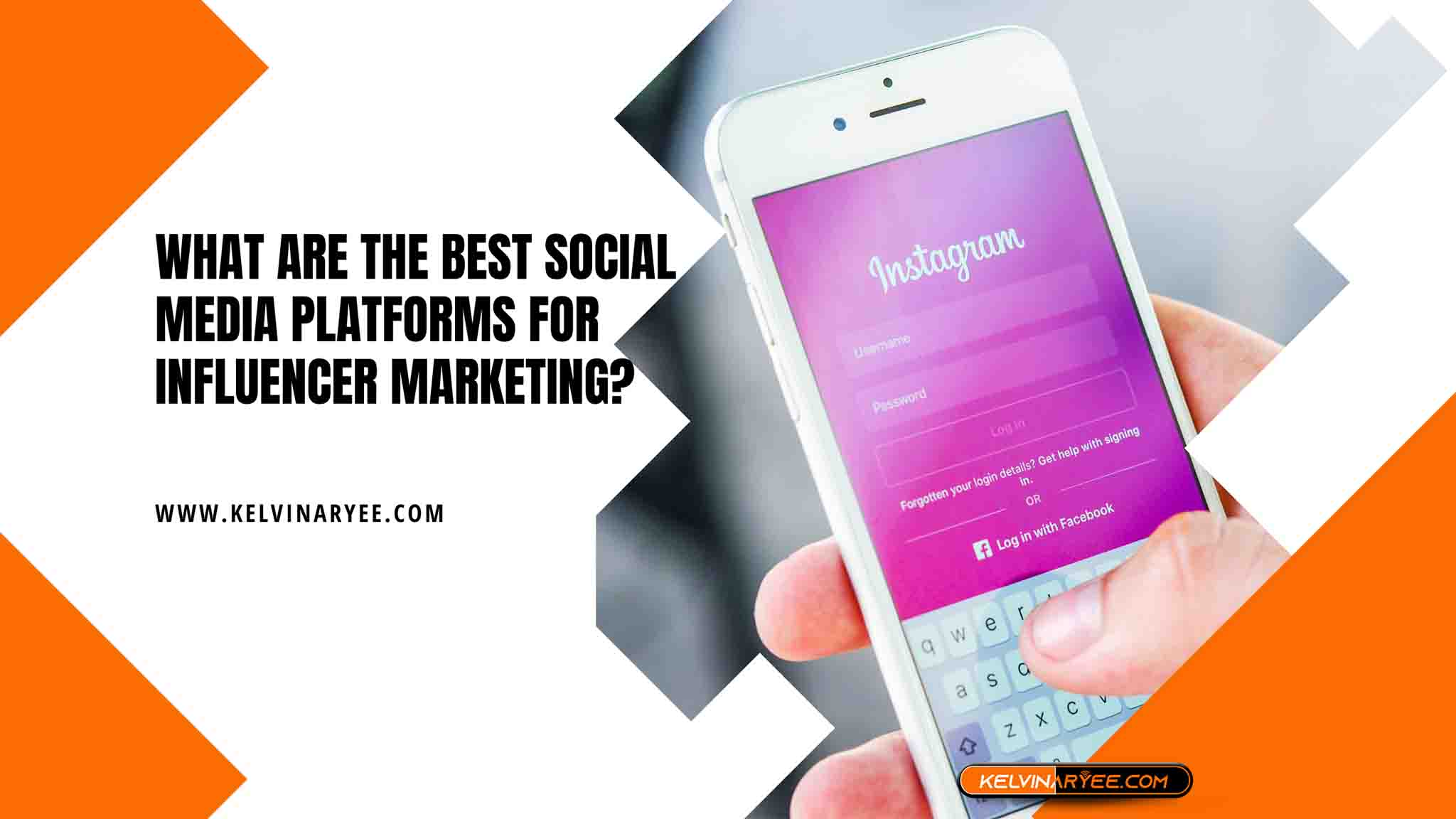 What Are the Best Social Media Platforms for Influencer Marketing?