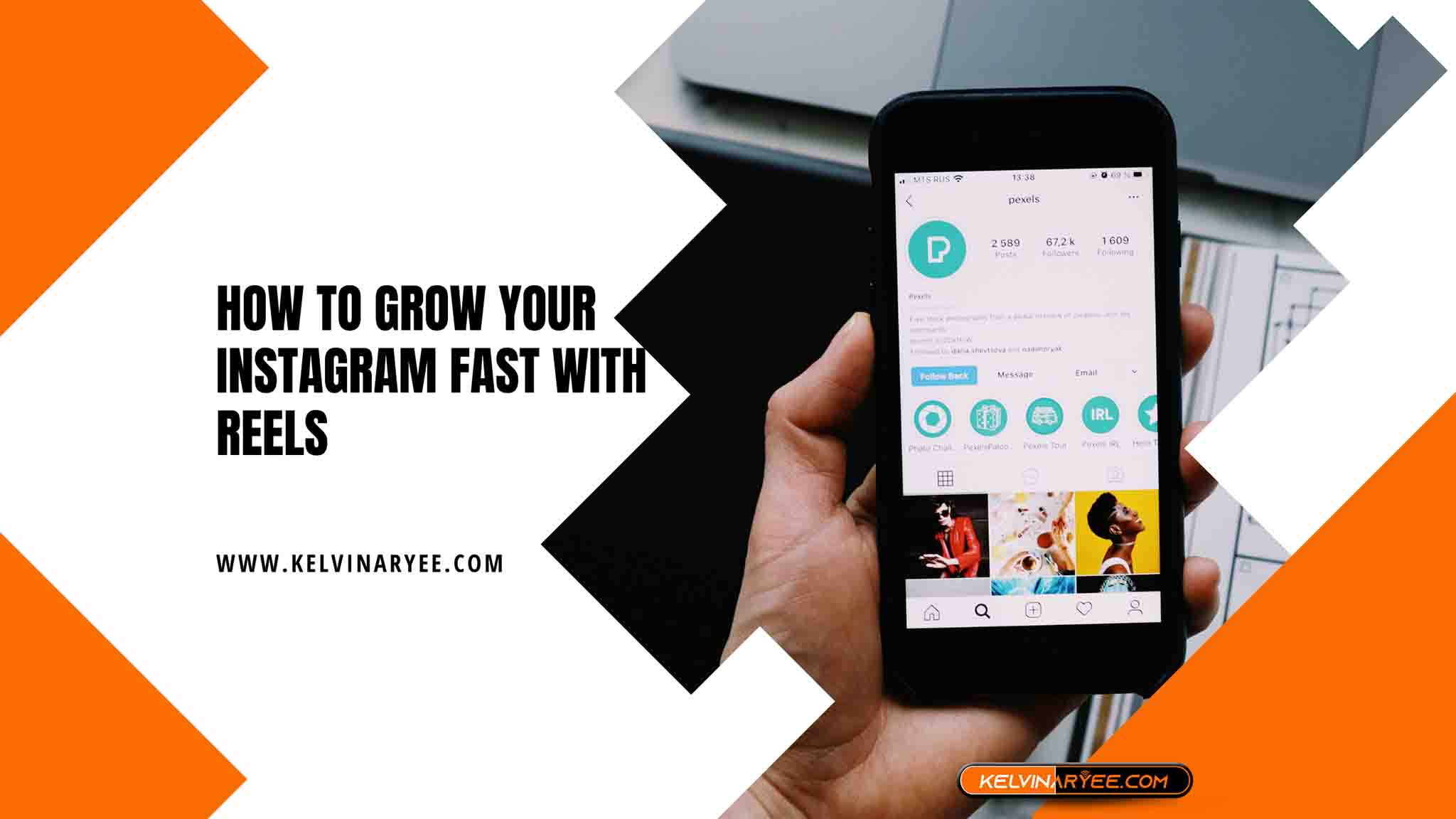 How to Grow Your Instagram Fast with Reels