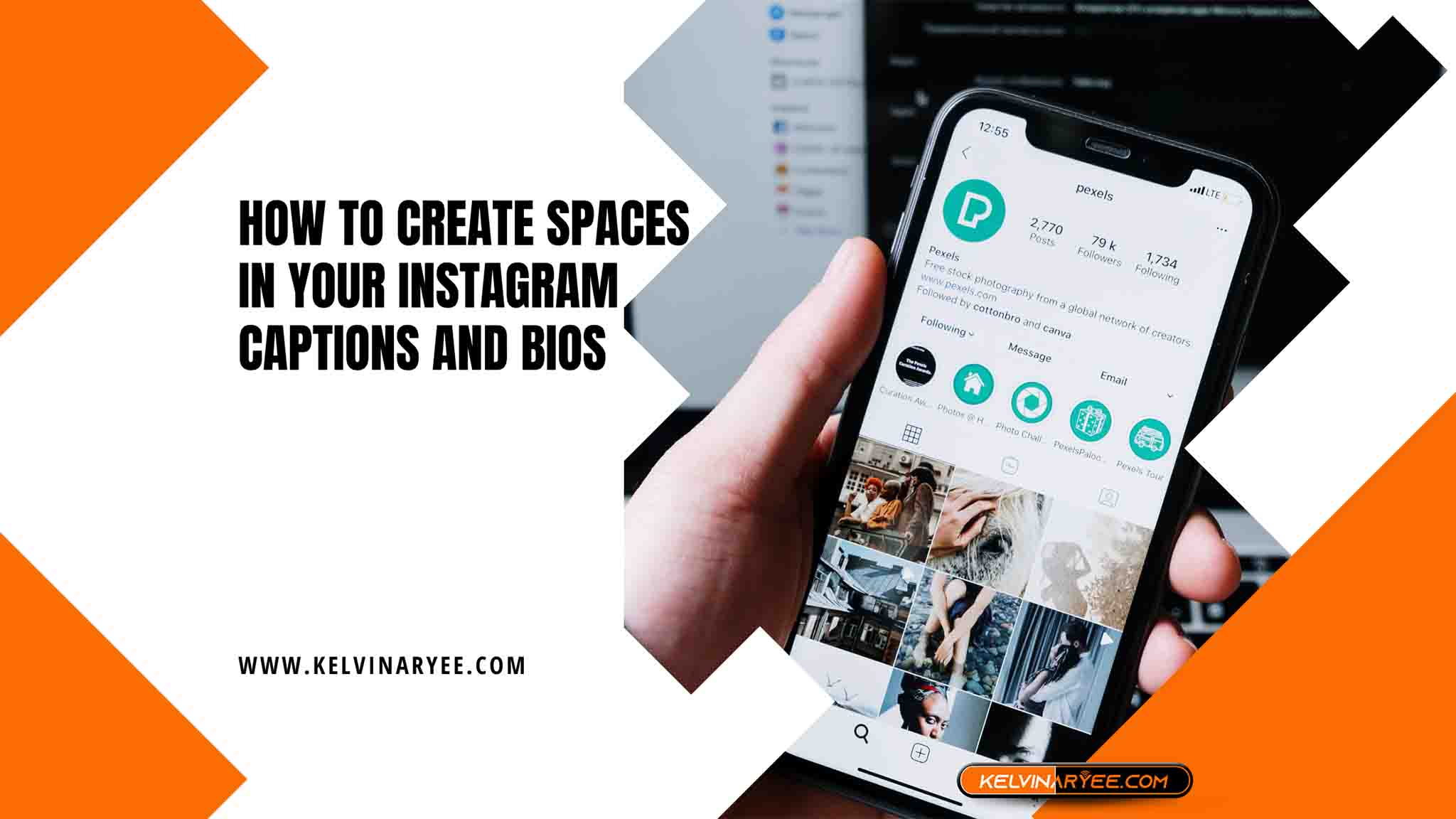 How to Create Spaces in Your Instagram Captions and Bios