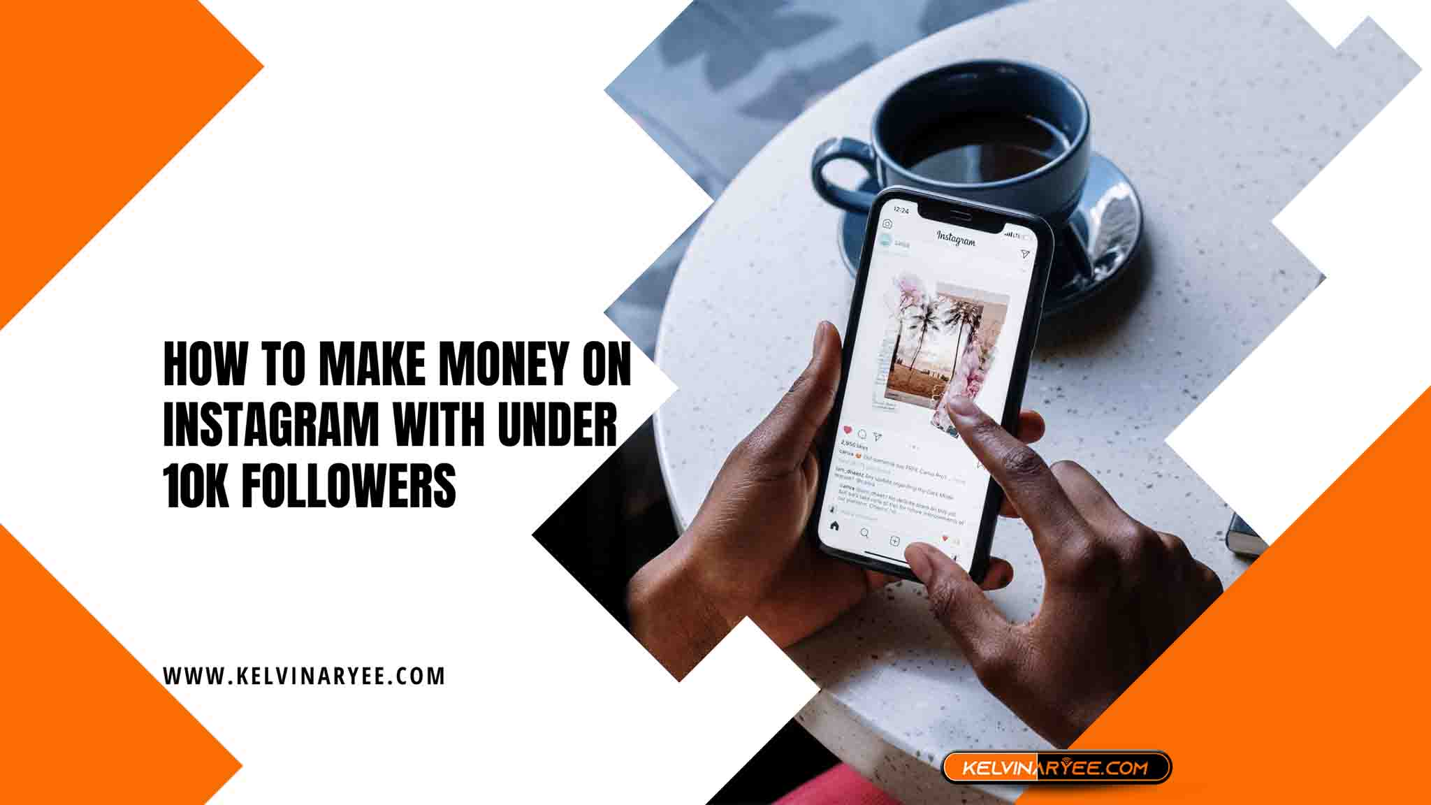 How to Make Money on Instagram With Under 10k Followers